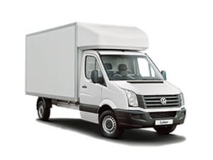 box van hire wales